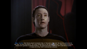 Star Trek Next Generation Data Quotes