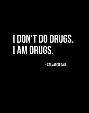 black, black and white, drug, drugs, quote, text, white