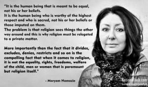 Human equality