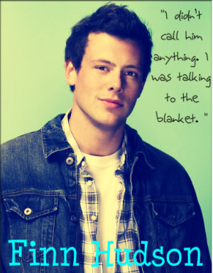 Finn Hudson - Glee by Tiernz