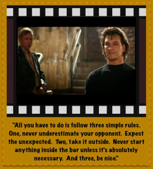 Road House Movie Roadhouse. pinned by luis m