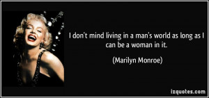 More Marilyn Monroe Quotes