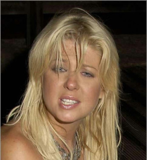What was Tara Reid quote / opinion about the war? I remember it was on ...