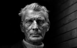 Jane Bown's Samuel Beckett portrait