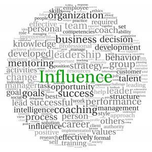 Influencers Use Positive Leadership