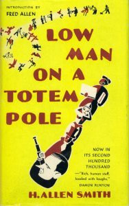 "Start by marking ""Low Man on a Totem Pole"" as Want to Read:"