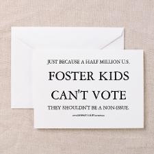 Foster Parent Greeting Cards
