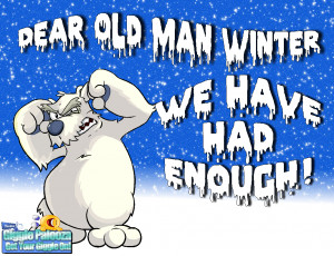 Bear winter funny quotes