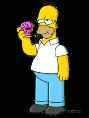 The Simpsons Fact File ~ Homer