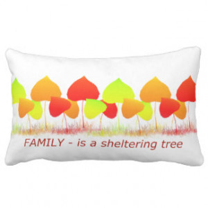 Family Quotes Cushion Designs