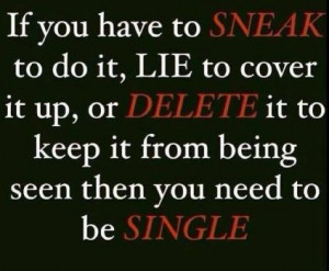 Quotes About Being Faithful Relationship