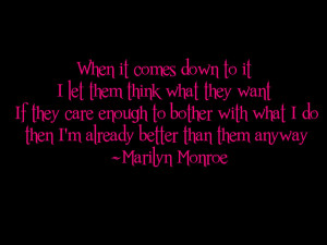 Step Mom Quotes For Mothers Day Marilyn monroe quote.