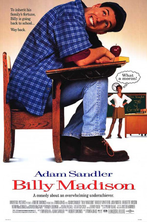 BILLY MADISON POSTER ]