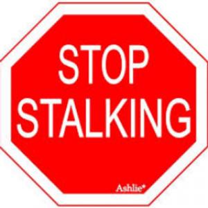 Anti Stalking Quotes Stalking awareness
