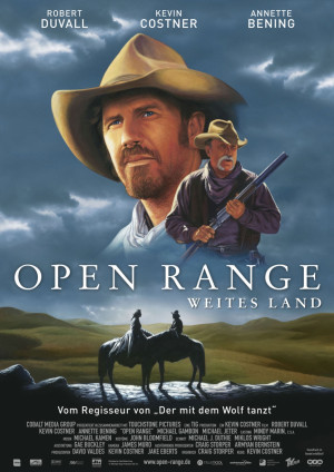 Open Range (2003) Full English Movie Watch Online Free