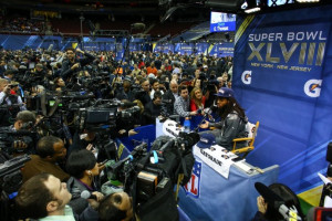 Selected quotes Seahawks talk Super Bowl at Media DayIt was a media