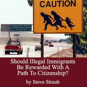 few days ago we asked you if you thought illegal immigrants should ...