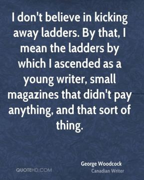 Ladders Quotes