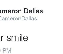 cameron cameron dallas cash tweets twitter magcon