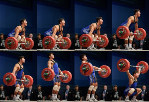 Olympic lifting: