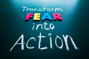 Dealing with fear of change