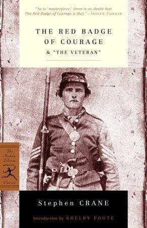 the becoming of a man in the book the red badge of courage by stephen crane Red badge of courage naturalism free essay the red badge of courage –.