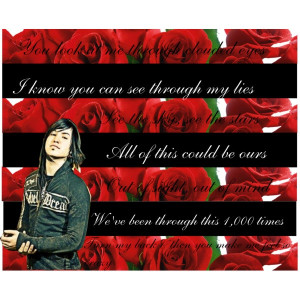 Craig Mabbitt Quote. Not enough quotes on this...
