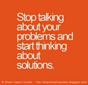 SOLUTIONS | Share Inspire Quotes - Inspiring Quotes | Love Quotes ...