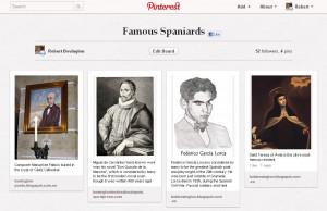 famous spaniards