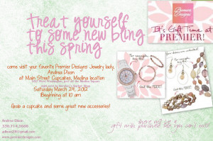 Catalog For Premier Jewelry
