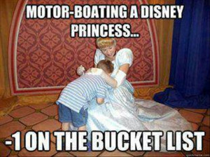 motorboating a disney princess funny pictures