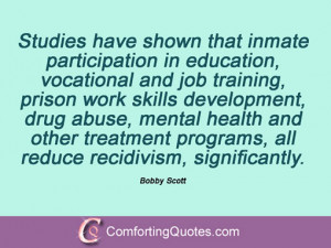 Bobby Scott Quotations