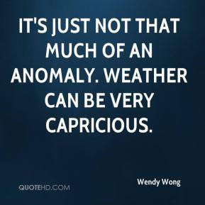 Capricious Quotes