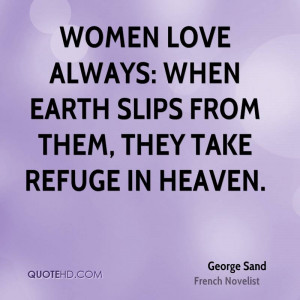 George Sand Quotes Women