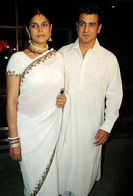 ronit roy first wife name