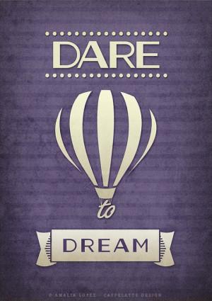 Purple motivational quote print Purple Typography poster Motivational ...