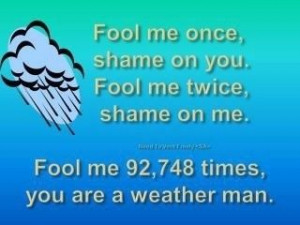 funny weather quotes with images | Weather man | Funny sayings