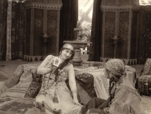 nance o neill in greed 1917