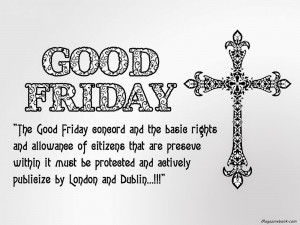 Good Friday Quotes And Sayings 2014 With Pictures