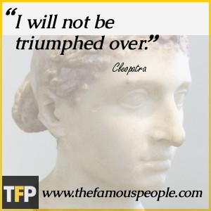 Cleopatra Life Timeline