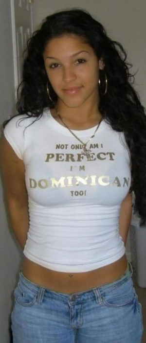 Perfect Dominican Woman