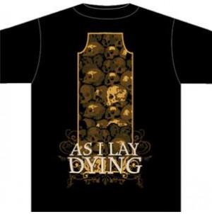 as i lay dying skulls