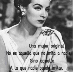 Soy la divina garza – María Félix