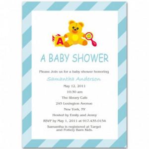 500 x 500 · 34 kB · jpeg, Cute Baby Boy Shower Invitation Sayings