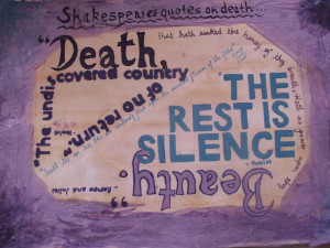 Shakespeare death quotes by SophiesInsanity