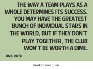 motivational team quotes success