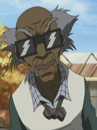 Colonel H. Stinkmeaner Quotes from The Boondocks