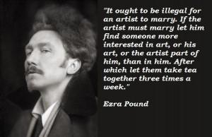 Ezra pound famous quotes 2