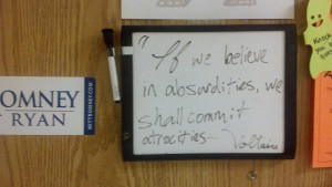 funny sayings for whiteboards in dorms