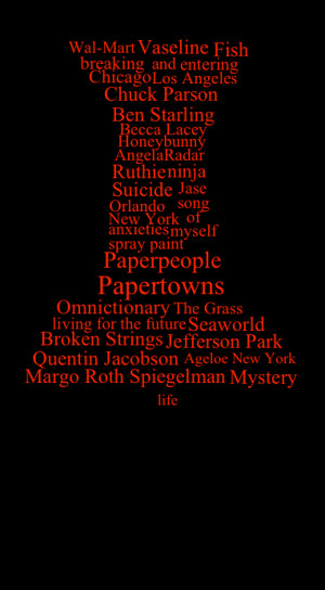 Paper Towns Quotes Margo